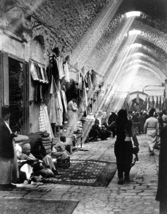 Old Aleppo Market