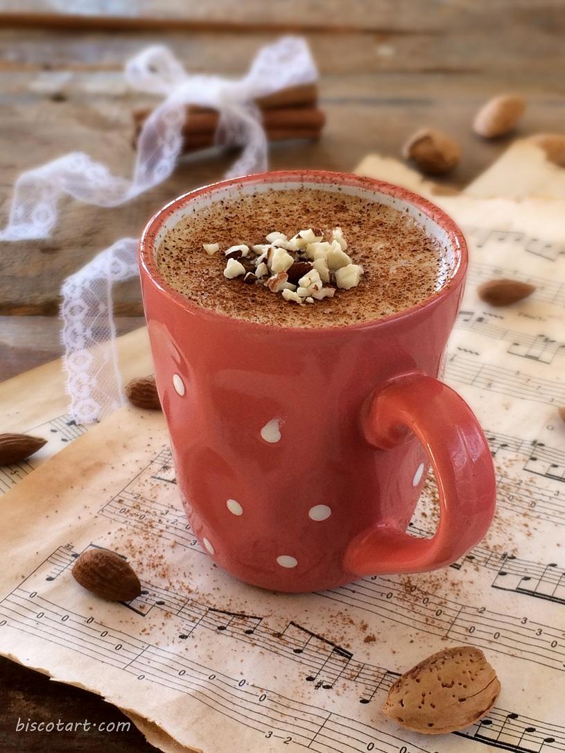 القهوة الحجازية ( قهوة اللوز )