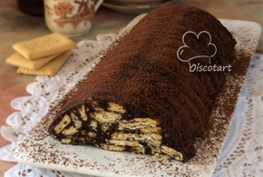Molasses And Tahini Lazy Cake Pic